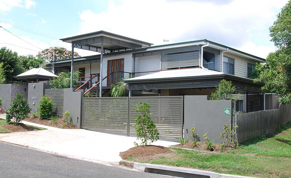 Backyard Getaways Brisbane : House Designers & Drafting for your Brisbane House extension Plans