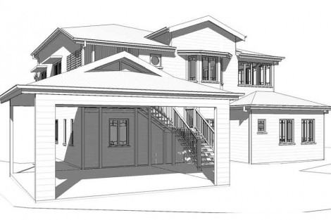 more raise and build in under info for your brisbane residential home design - Build Home Design