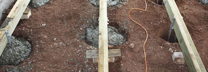 Structural Engineering for Deck Footings