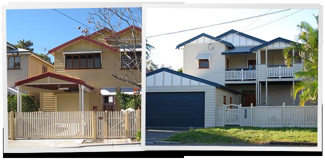 Brisbane Building Designers - Finished Homes