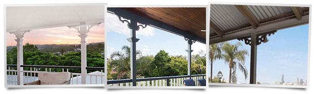 queenslander house design verandah
