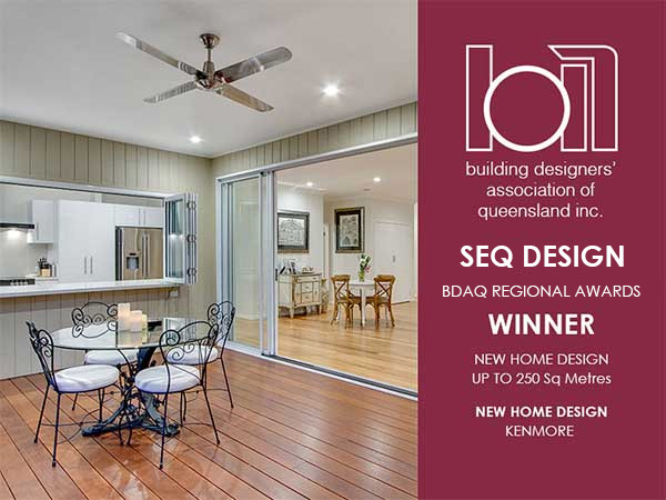 BDAQ Kenmore Home Design Award