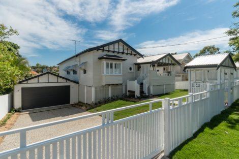 Traditional Queenslander Character House Extension Seq Building Design Seq Building Design